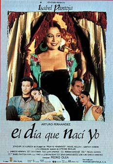 [EL DIA QUE YO NACI {Cartaz do Filme}]